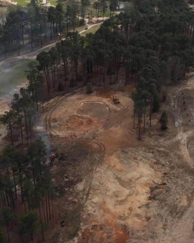 SouthernPinesGC_LostHole_Construction
