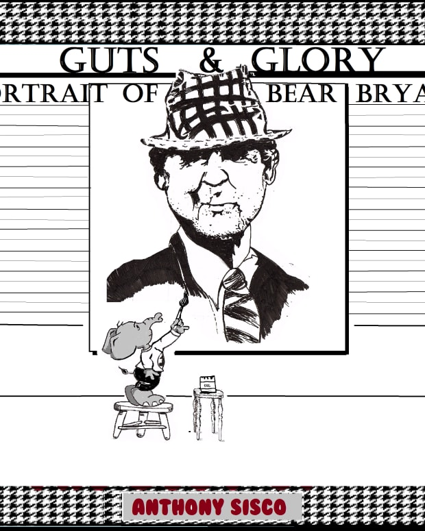 Crimson Tikes Guts and Glory: A Portrait of Bear Bryant