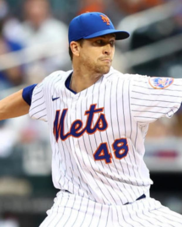 Mets ace Jacob deGrom received the fourth All-Star selection of his career.