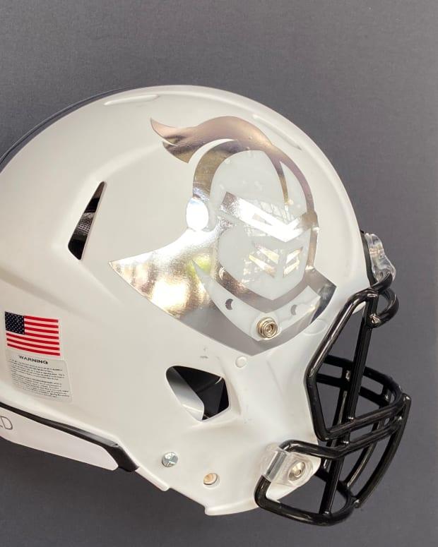 UCF White Helmet