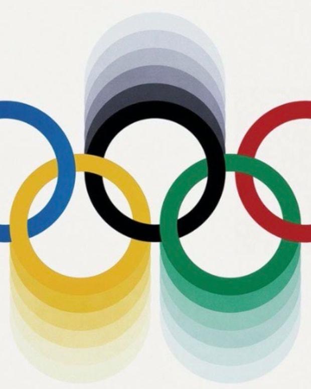1976 Montreal Olympics logo