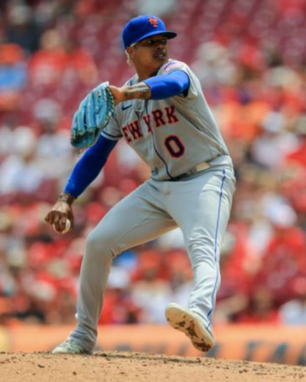 Mets pitcher Marcus Stroman tossed his best outing of the season by 1-hitting the Reds across eight shutout innings.