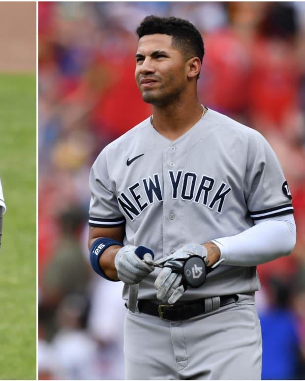 Indians 3B Jose Ramirez, Yankees SS Gleyber Torres