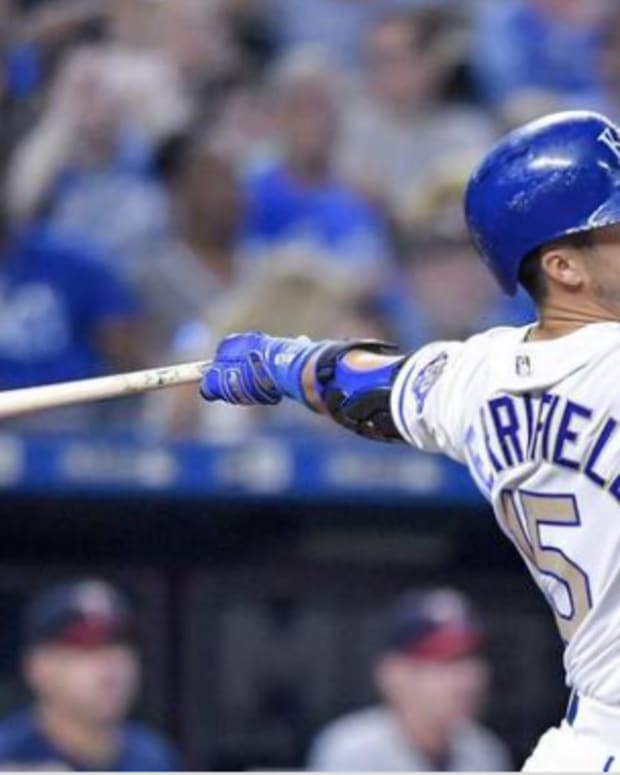 Mets are monitoring Whit Merrifield ahead of the MLB Trade Deadline.