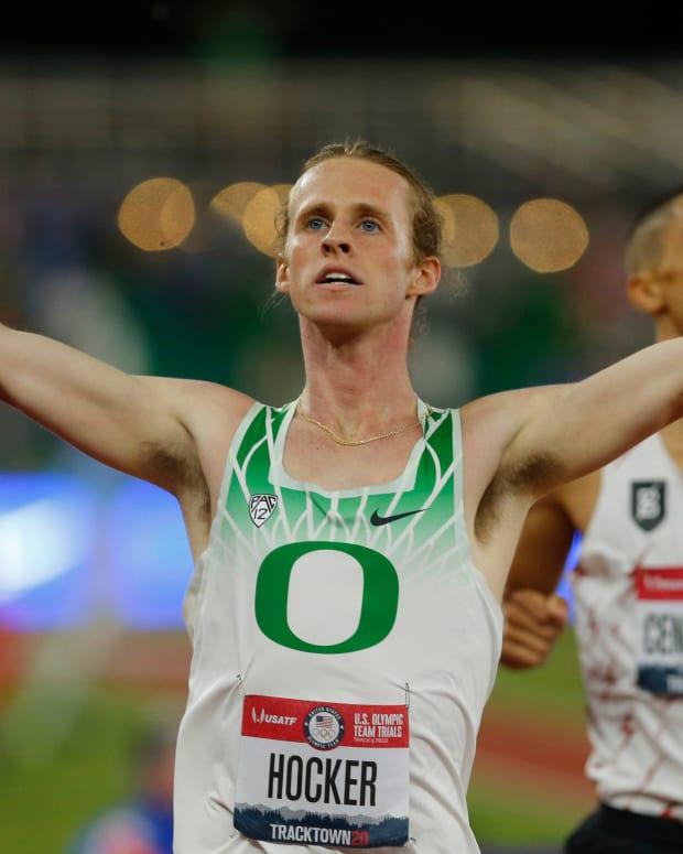 Cole Hocker Olympics