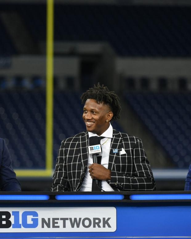 Indiana Players Big Ten Football Media Days