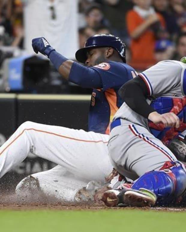 Rangers vs Astros 7/25/21