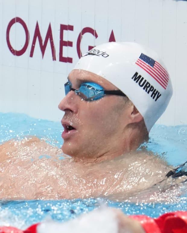 Ryan Murphy Robert Hanashiro-USA TODAY Sports
