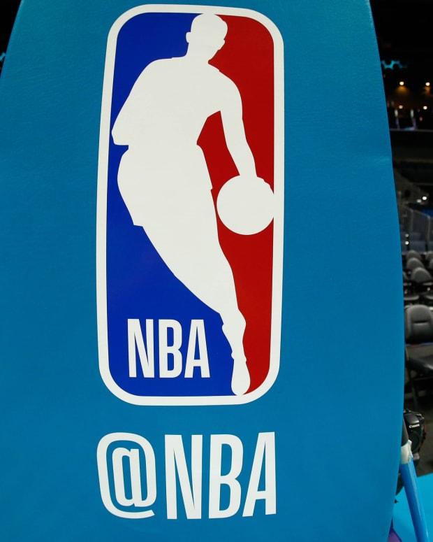 NBA LOGO 1