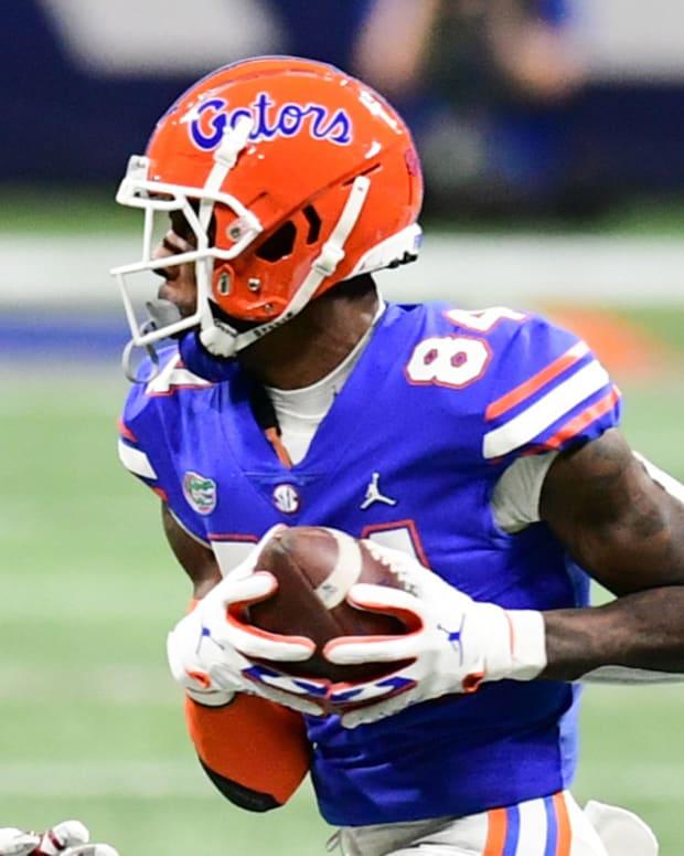 Kyle Pitts NFL Draft Atlanta Falcons Florida Gators
