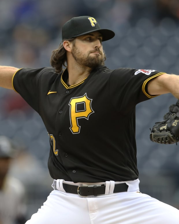 Pittsburgh Pirates RP Clay Holmes