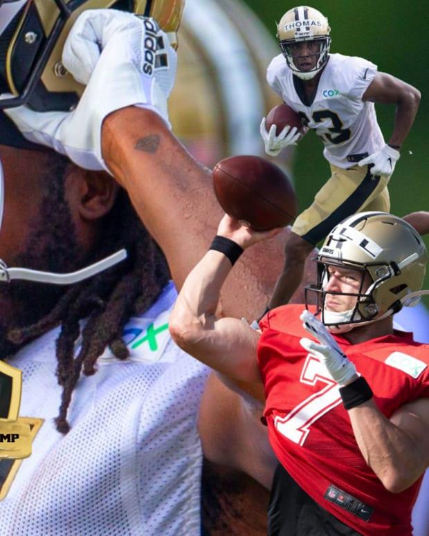 New Orleans Saints Training Camp 2021 - Saints News Network