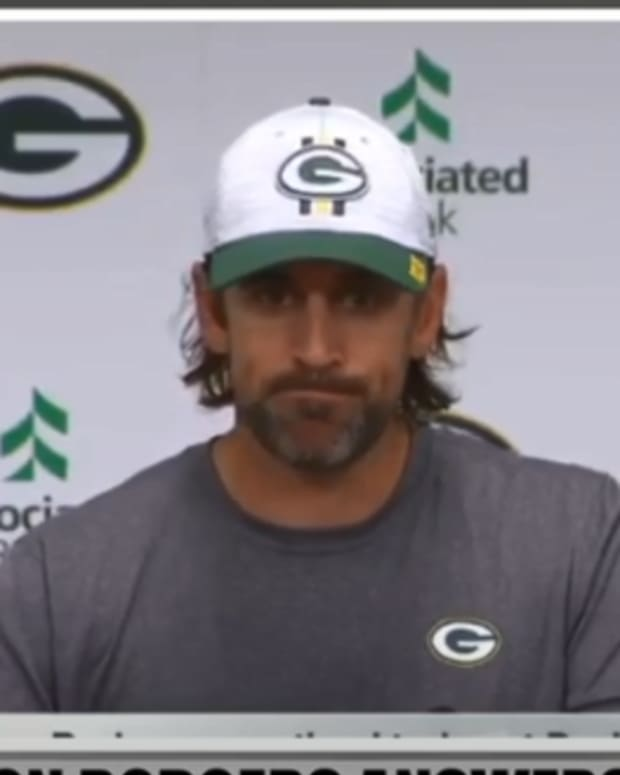 aaron rodgers questions