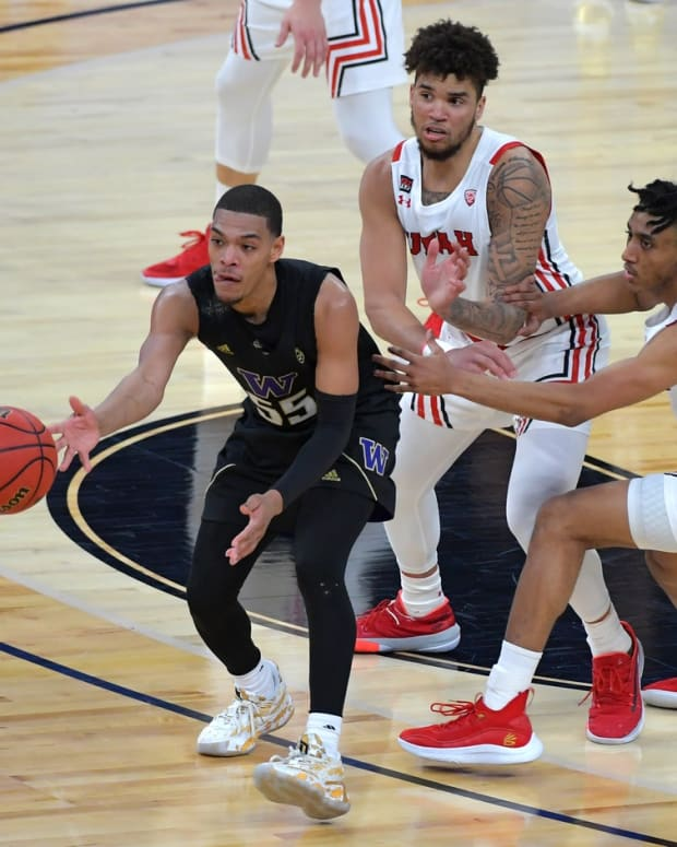 Quade Green hopes to get drafted on Thursday.