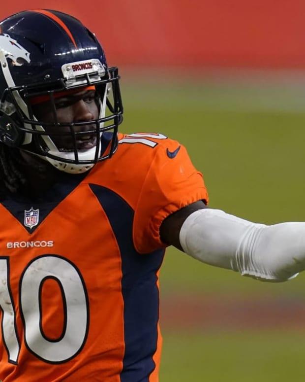 Jerry Jeudy, Denver Broncos