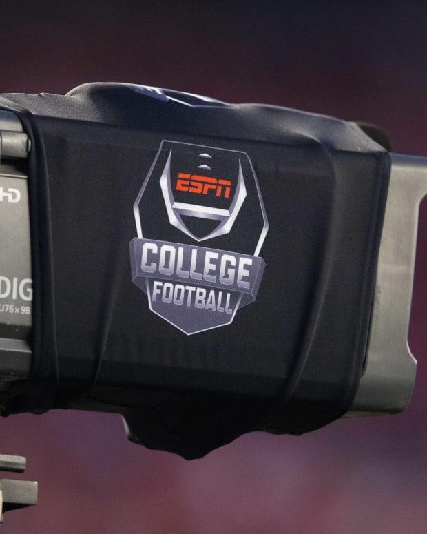 Generic - ESPN camera