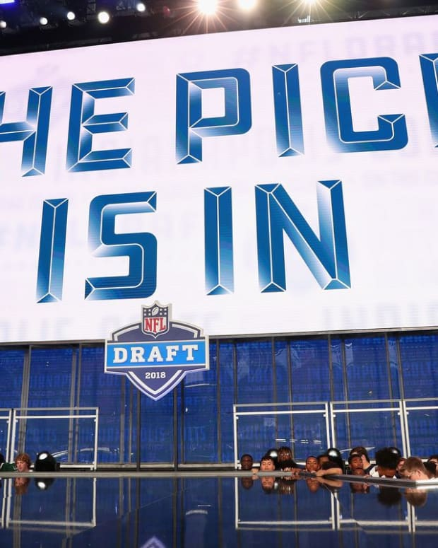 Indianapolis Submits Bid To Host NFL Draft; Scouting Combine