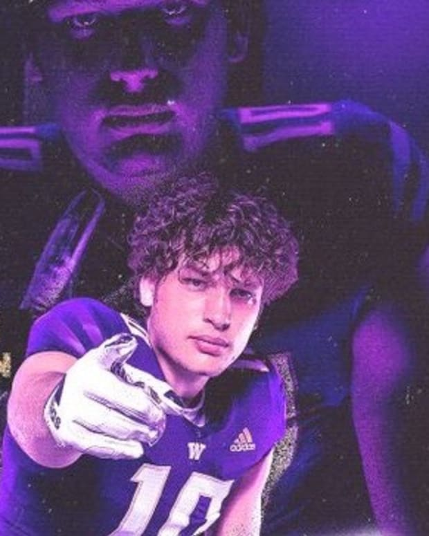 Ryan Otton has committed to the UW, following his brother Cade to the Huskies.