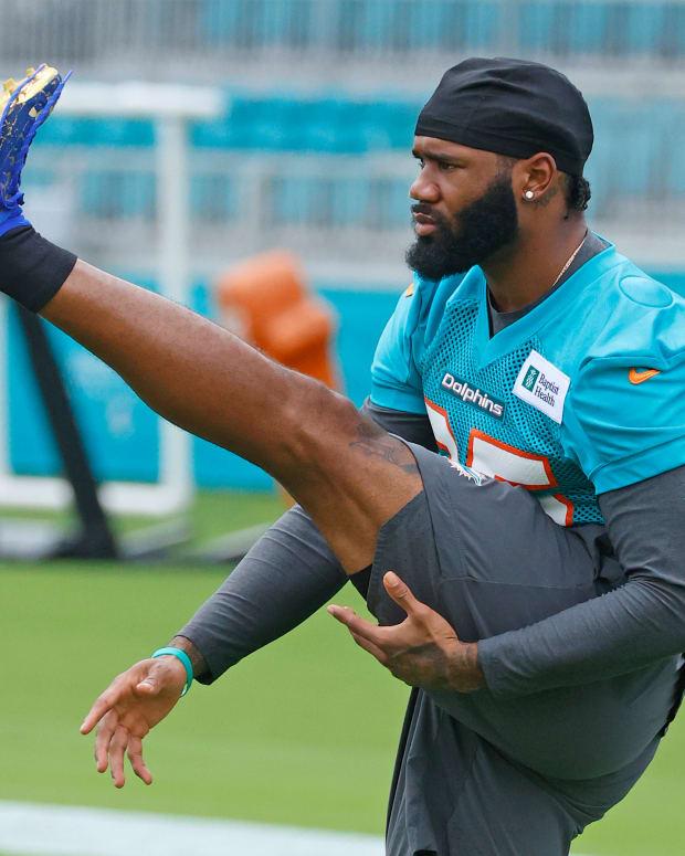 JA011_Miami_Dolphins_Camp_Xavien Howard