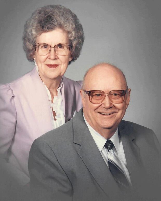 Carl and Margaret Max