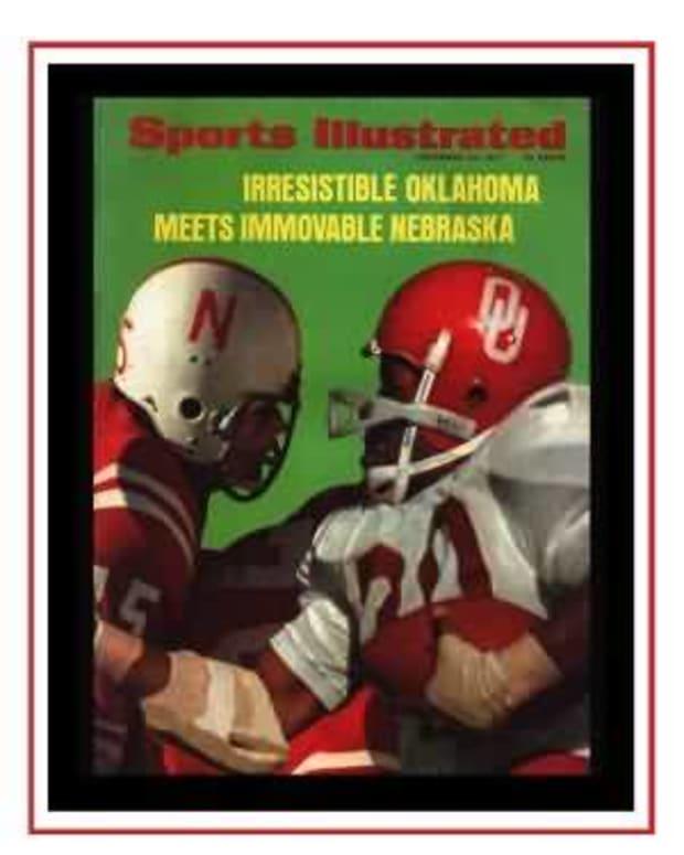 Nebraska vs. Oklahoma Game of the Century