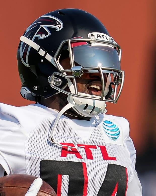 Cordarrelle Patterson running back Atlanta Falcons
