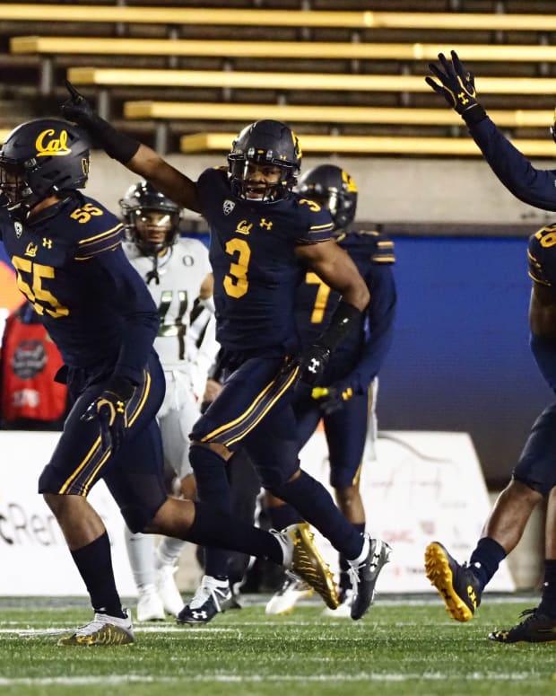 Cal football Kelley L. Cox