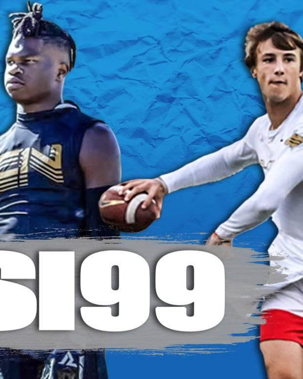 SI All-American names the nation's top 99 high school seniors.