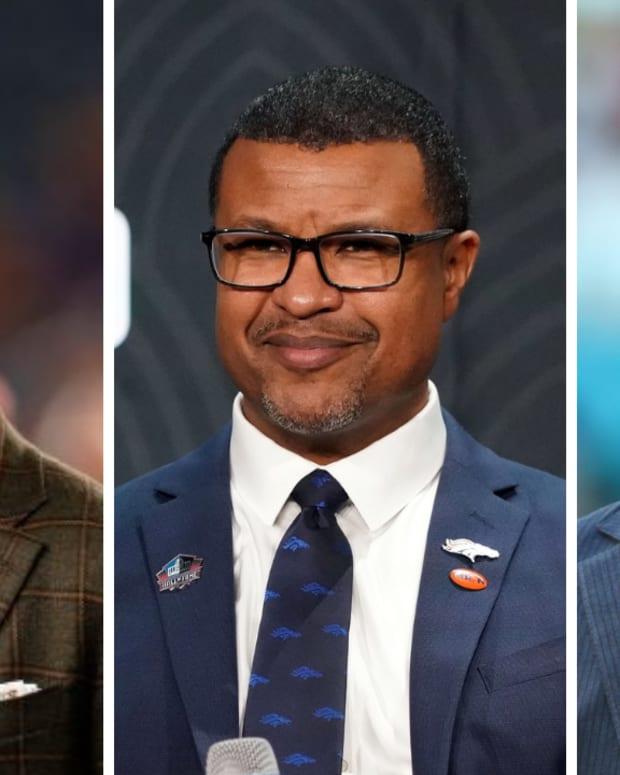 Peyton Manning, Steven Atwater, John Lynch