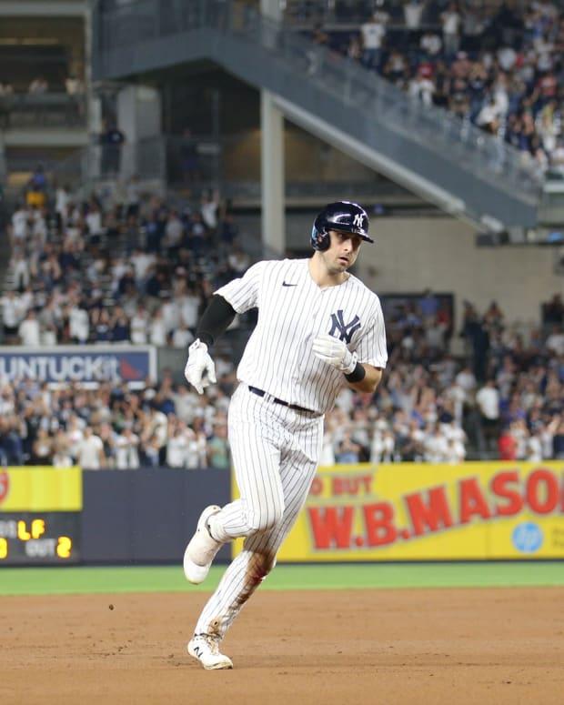 Yankees OF Joey Gallo home run