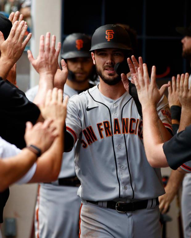 San Francisco Giants Kris Bryant