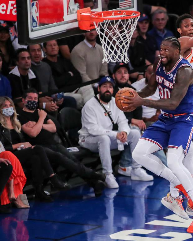 New York Knicks Julius Randle