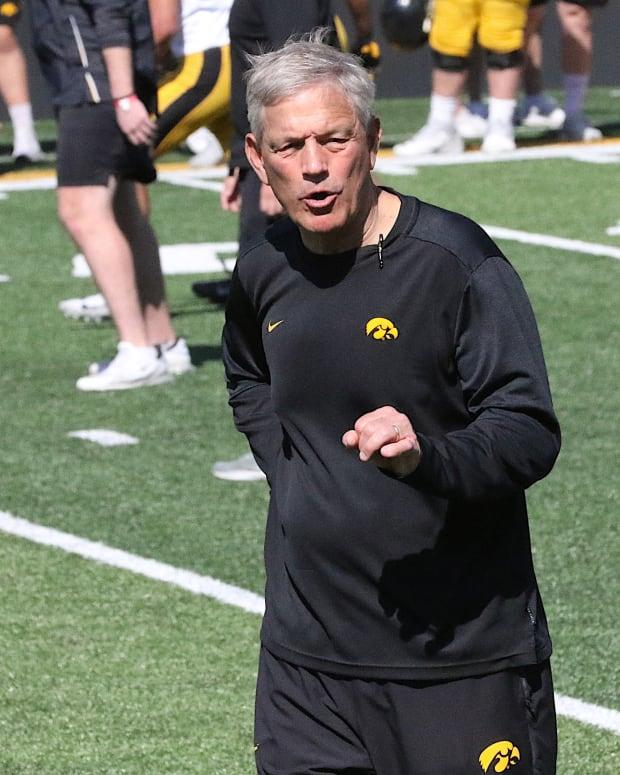 Kirk Ferentz Coach