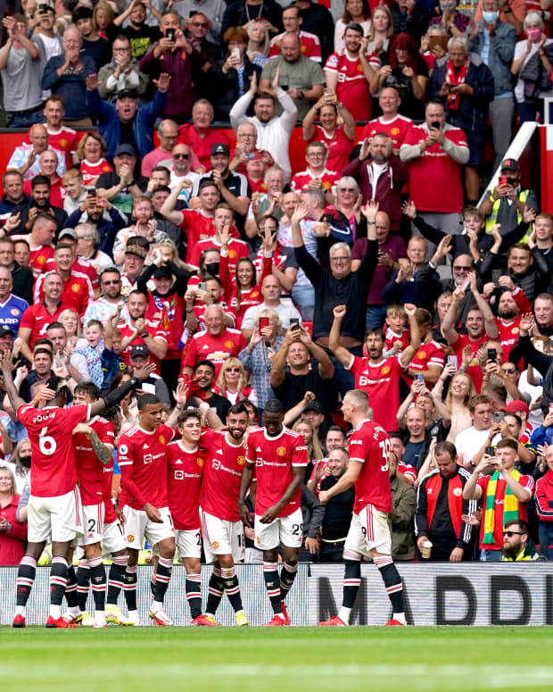 Manchester United Bruno Fernandes