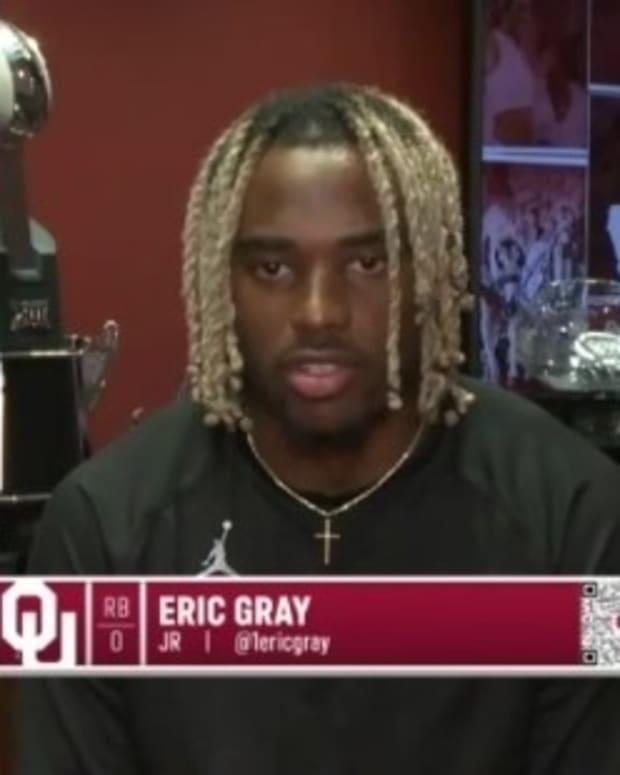 Eric Gray 8-31