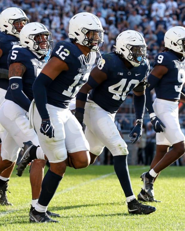 Penn State Jesse Luketa