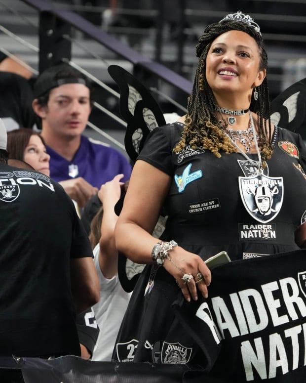Raiders Nation vs Ravens 2