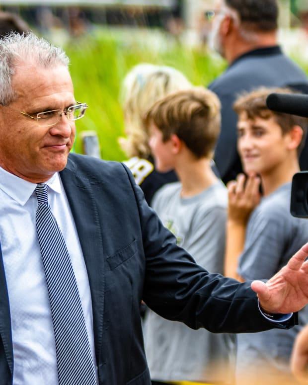Gus Malzahn Pregame UCF