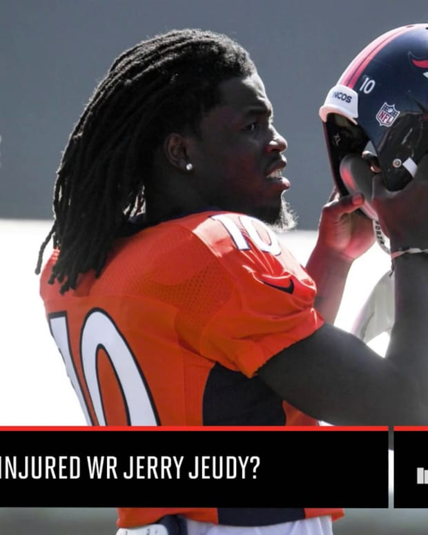 Broncos Holding Out Hope for Injured WR Jerry Jeudy?