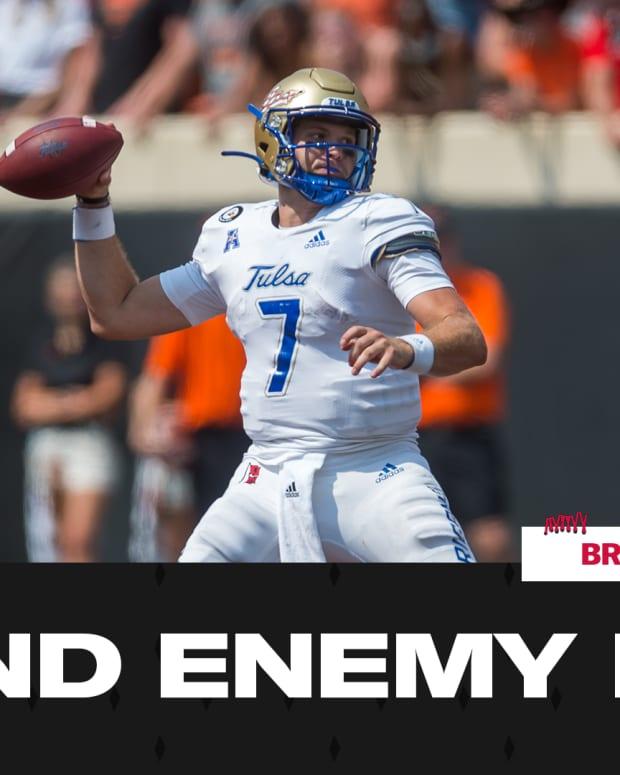 Behind Enemy Lines (Tulsa)