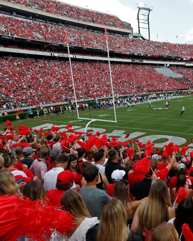 Sanford Stadium, University of Georgia