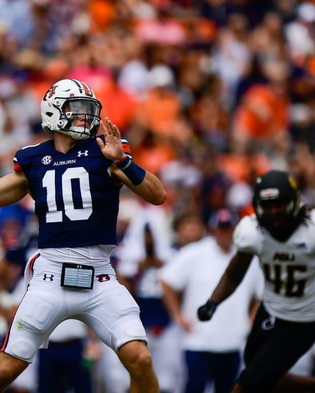 Auburn @ Penn State