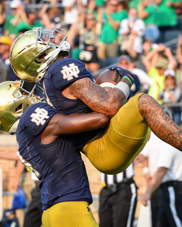 Notre Dame Kyren Williams