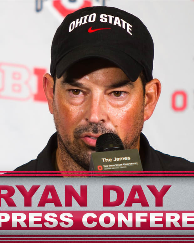 Ryan Day Press Conference (Tulsa)
