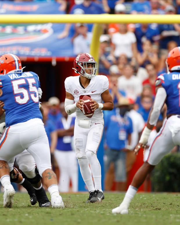 Bryce Young at Florida