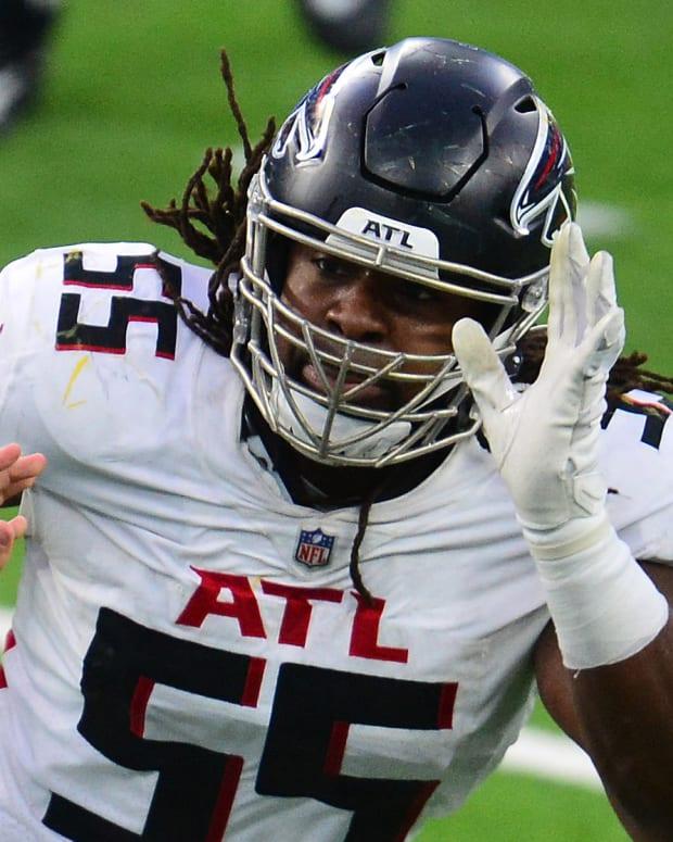 Steven Means Atlanta Falcons
