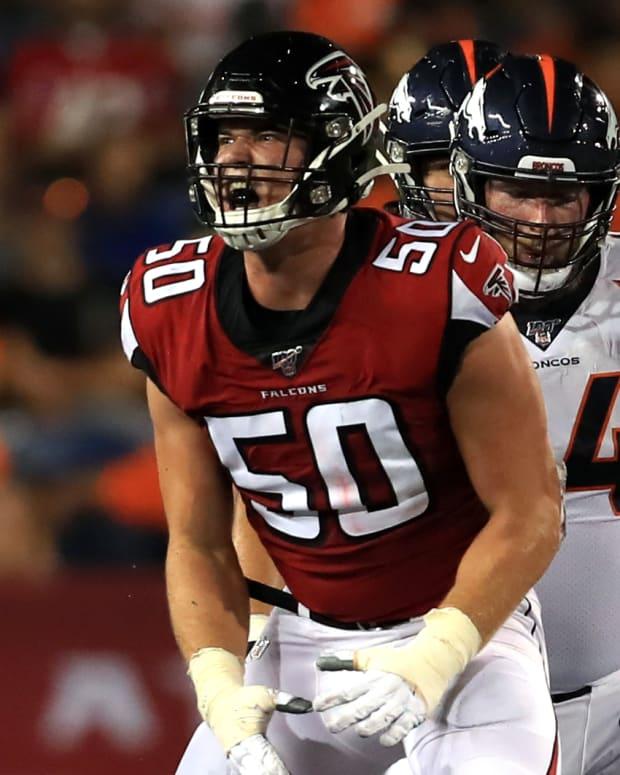 John Cominsky Atlanta Falcons