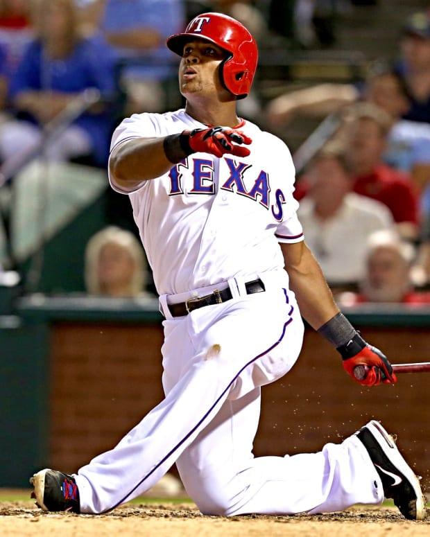 Adrian Beltre / 2011 World Series