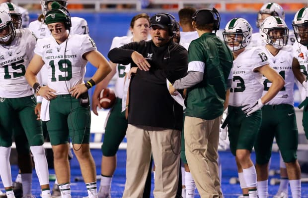 Portland State Football Coach Offers Free Beer for Fans, Hit With $14,448 Tab
