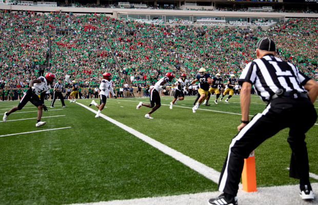 UCF Must Attack Cincinnati Cornerback Ahmad Gardner thumbnail